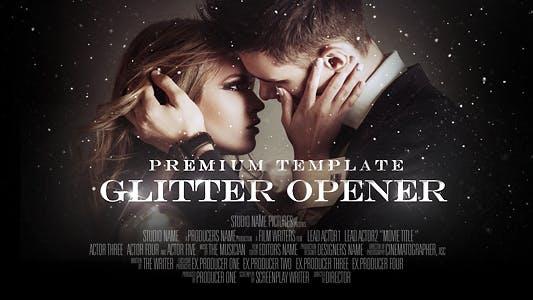 Glitter Opener