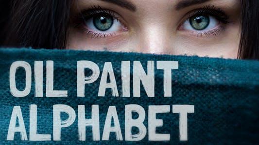 Thumbnail for Oil Painting Alphabet