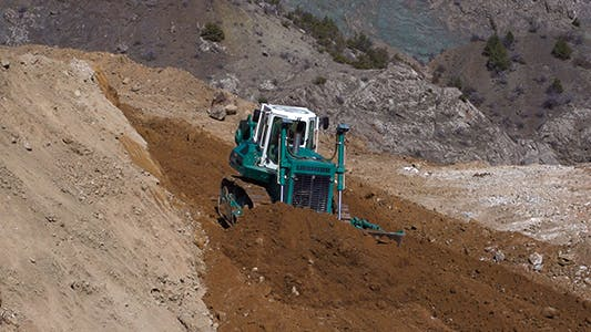 Thumbnail for Excavator