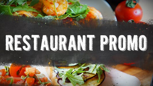 Thumbnail for Restaurant Promo