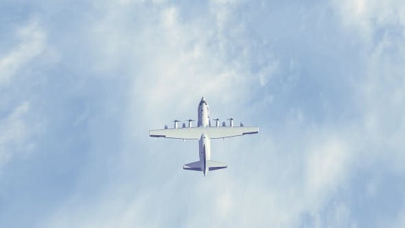 Thumbnail for Airplane - Clouds