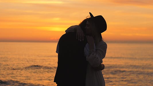 Romantic Hug