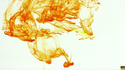 Thumbnail for Orange Ink Water