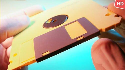 Floppy Diskette 0174