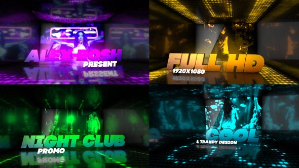 Thumbnail for Night Club Promo
