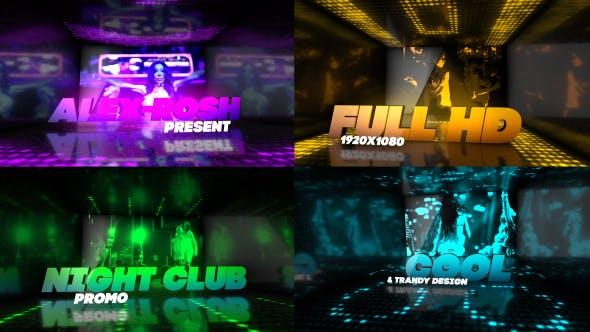 Night Club Promo