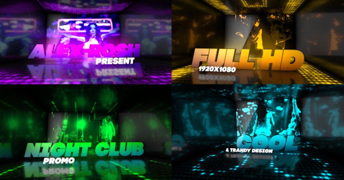 Download Night Club Promo by Alex-Rosh