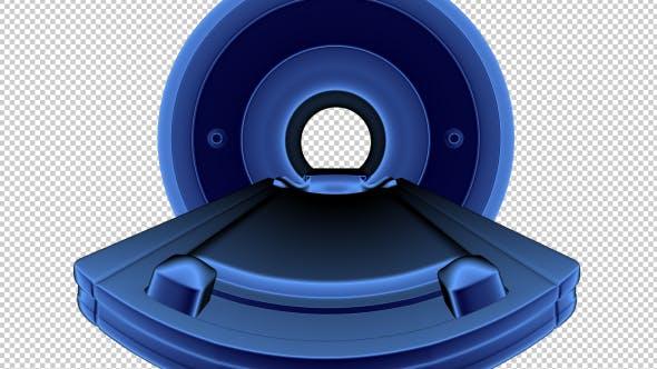 Thumbnail for Magnetic Resonance - 3D Outline