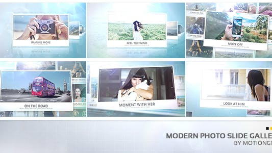 Thumbnail for Modern Photo Gallery
