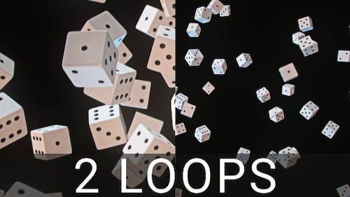Falling Dice Loops