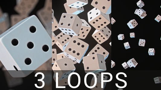 Thumbnail for Floating Dice Loops
