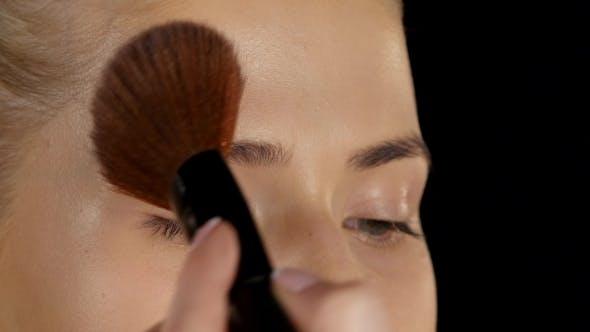 Thumbnail for Professional Makeup. Powder.
