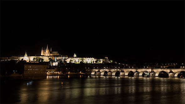Cover Image for Night Prague