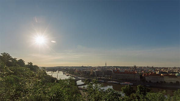 Cover Image for Morning Prague Panorama 2