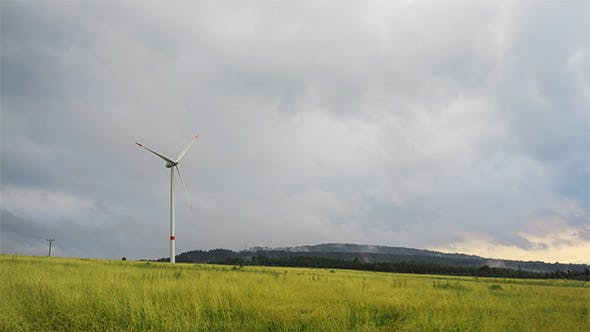 Thumbnail for Windmill In The Field