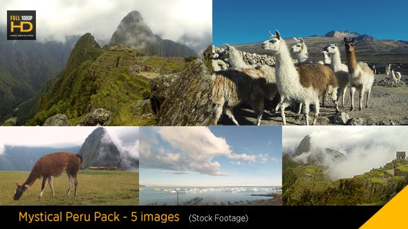 Thumbnail for Machu Picchu Pack 5 images