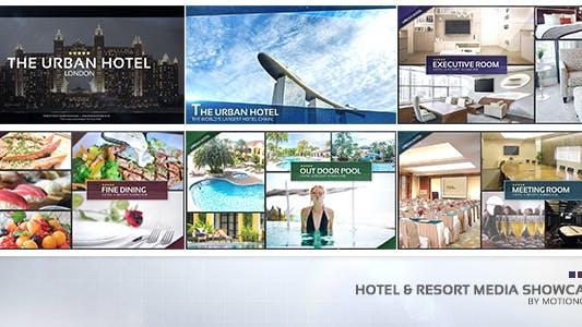 Thumbnail for Hotel & Resort Media Showcase