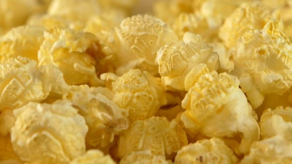 Thumbnail for Yellow Popcorn, Background, , Rotation