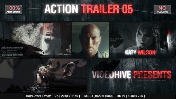 Thumbnail for Action Trailer 05