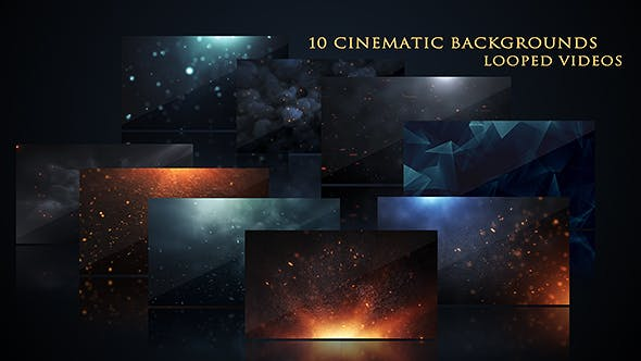 Thumbnail for Cinematic Background Pack