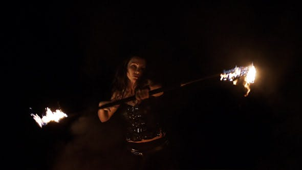 Thumbnail for Fire Dance Performance 11