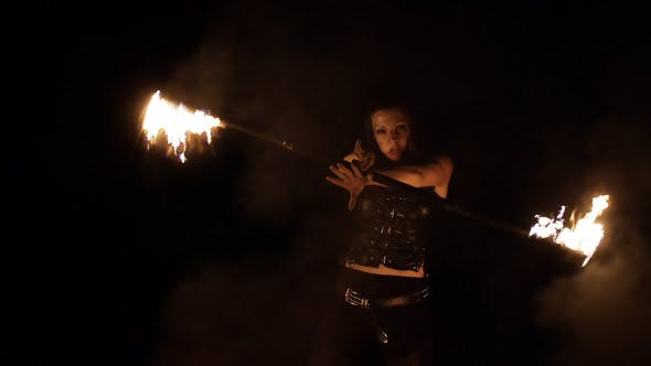Thumbnail for Fire Dance Performance 12