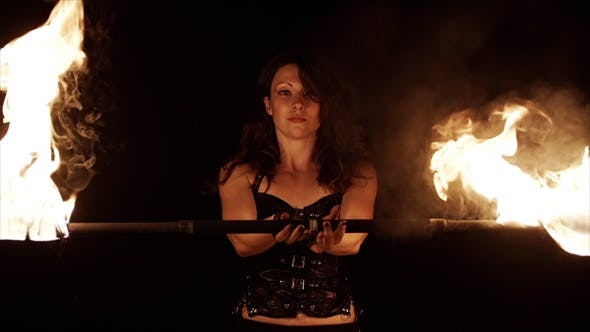 Cover Image for Fire Dance Performance 4