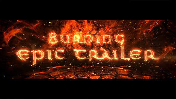 Thumbnail for Remolque Epic Burning