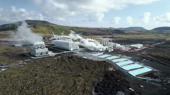 Thumbnail for Modern Energy Source Technology Power Plant