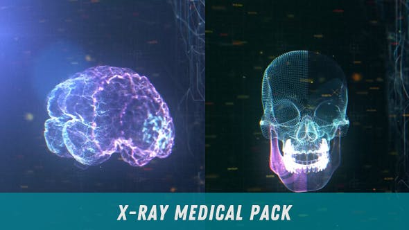X-Ray Medical Pack