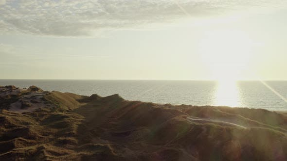Thumbnail for Stunning Sunrise Over Sea