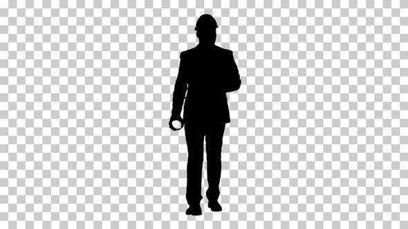 Thumbnail for Silhouette Scene, Alpha Channel