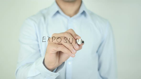Thumbnail for Exposure, Writing On Screen