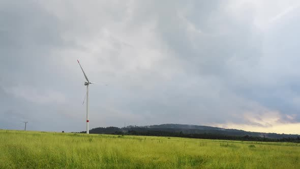 Cover Image for Windmill In The Field