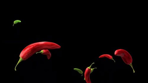 Remaining Peppers