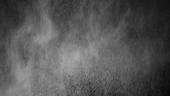 Real Particles Big Storm
