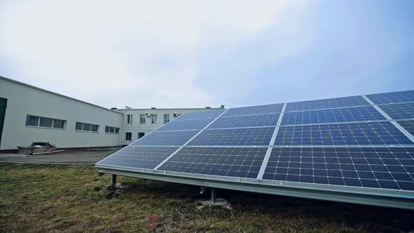 Thumbnail for Solar Batteries Outdoors