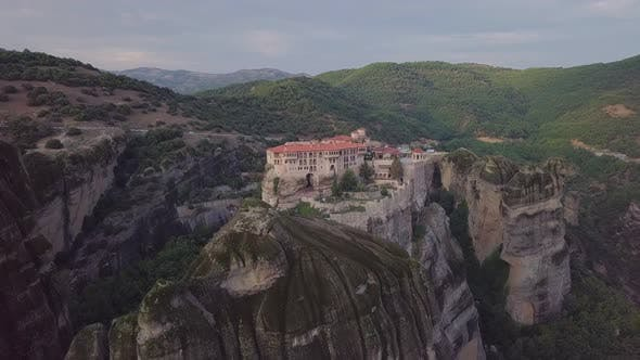 Thumbnail for The Monastery of Varlaam in Greece