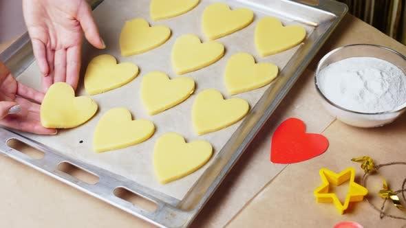 Sweet Valentines Cookies