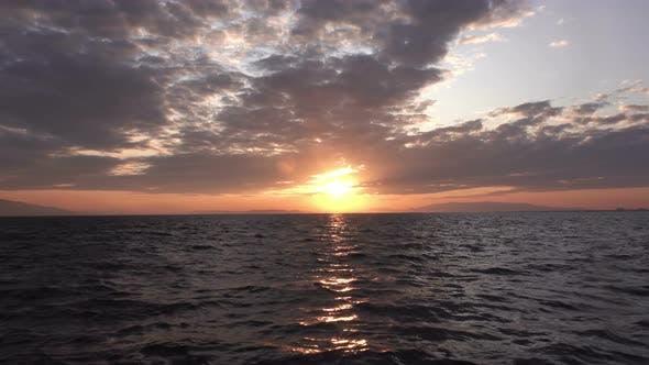 Thumbnail for Autumn Sunset