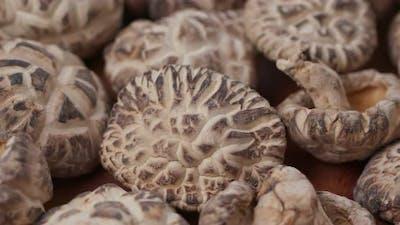 Japanese Dry Mushroom