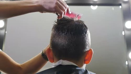 Hairdressing Saloon