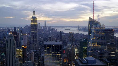 Skyline Skyscrapers New York