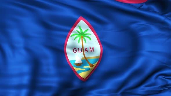 Thumbnail for Guam Flag