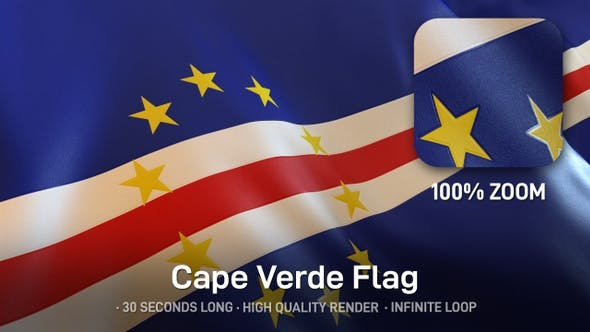 Thumbnail for Cape Verde Flag