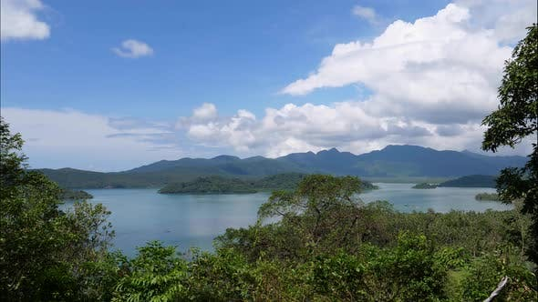 Thumbnail for Time lapse from the scenery of Koh Chang island