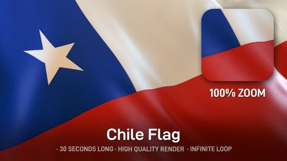 Thumbnail for Chile Flag