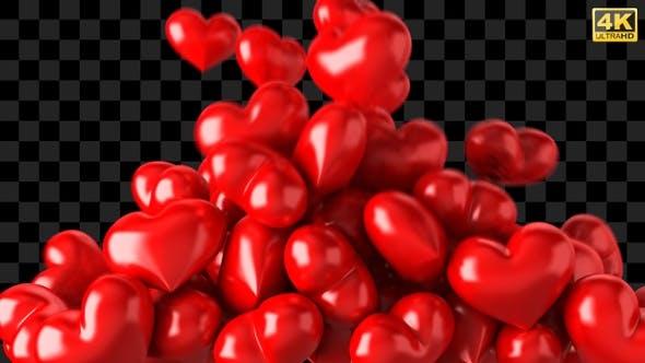 Heart Filling Transition