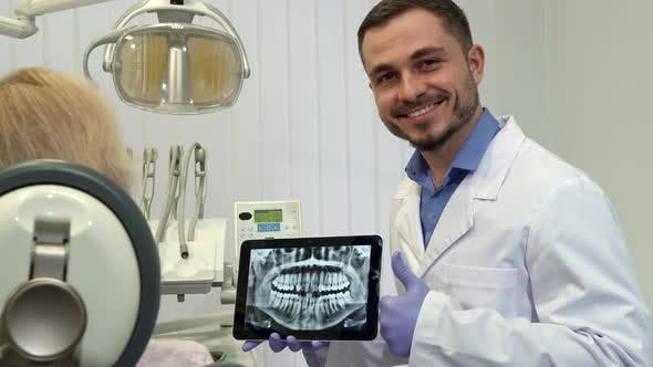 Thumbnail for Dentist Approves Tooth Health on the X-ray