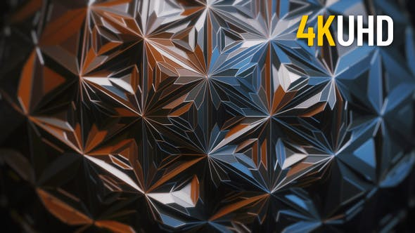 Thumbnail for Polygonal Background Loops